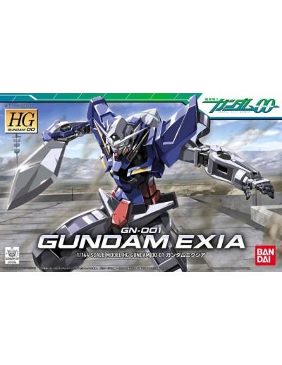 1/144 HG GN-0001 GUNDAM EXIA