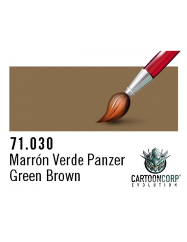 71030 - Marrón Verde Pancer
