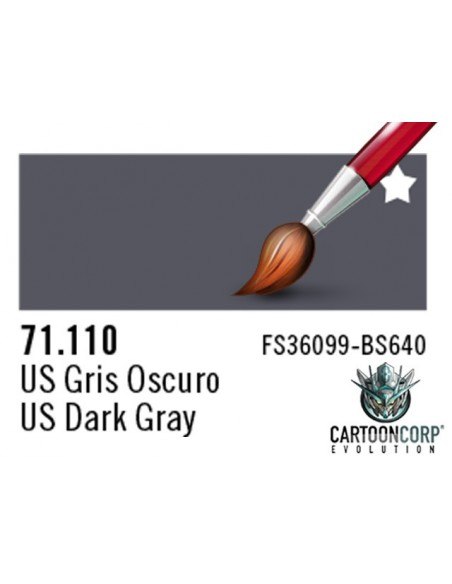 71110  - US GRIS OSCURO