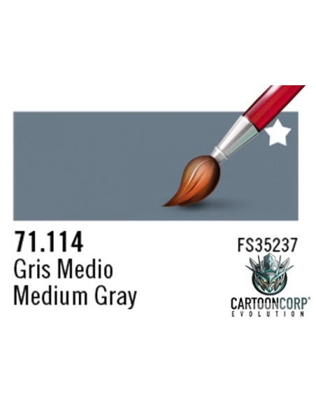 71114  - GRIS MEDIO