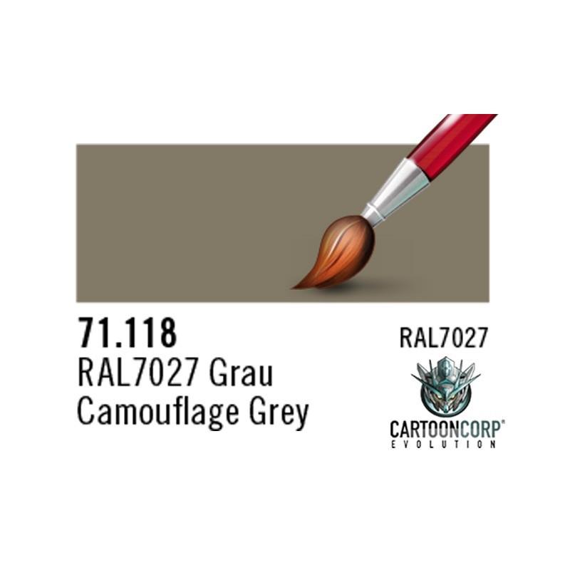 71118  - CAMUFLAJE GRIS