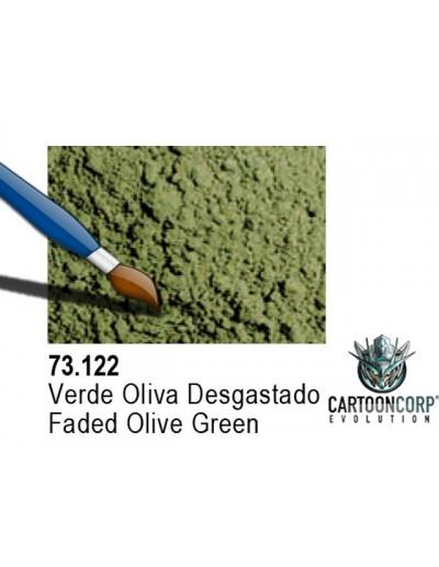 73122 - VERDE OLIVA DESGASTADO