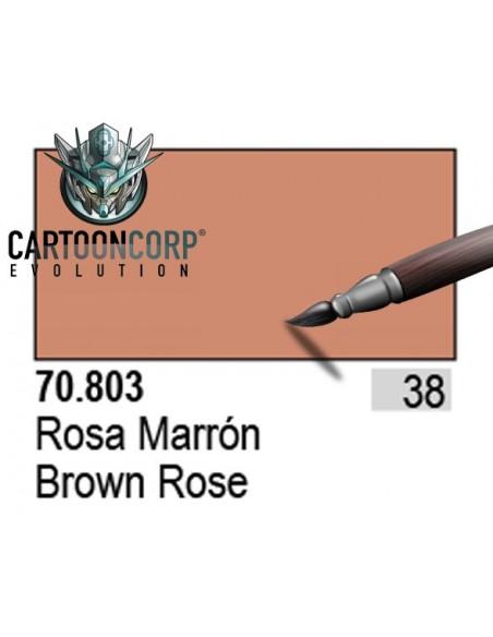 038 - 70803 - ROSA MARRON