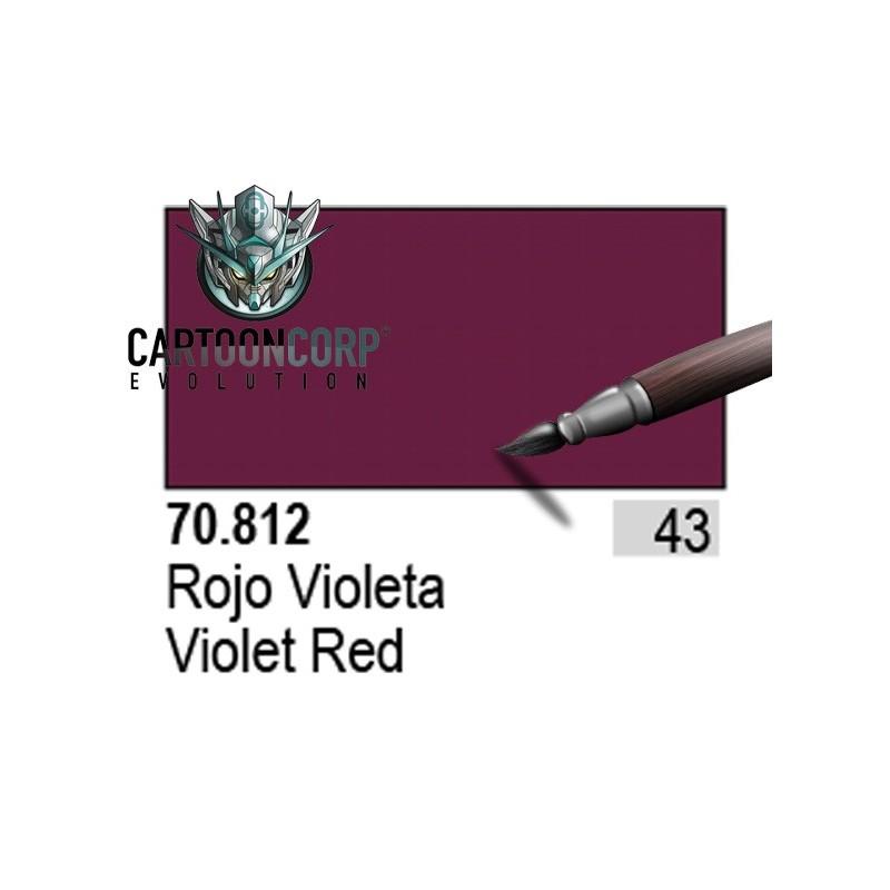 043 - 70812 - ROJO VIOLETA
