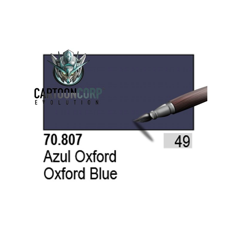 049 - 70807 - AZUL OXFORD