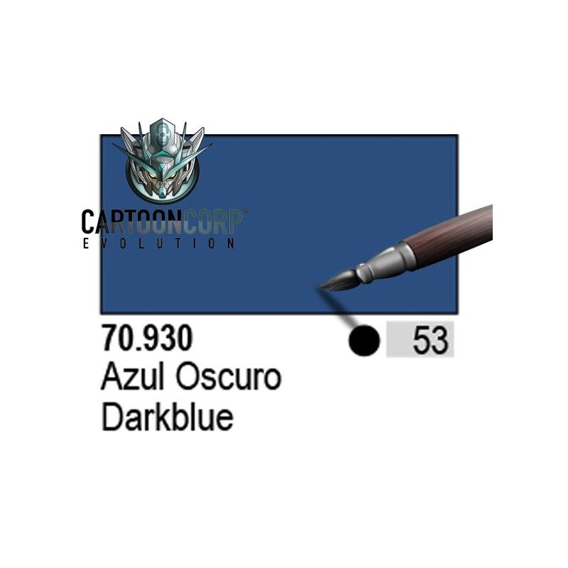 053 - 70930 - AZUL OSCURO