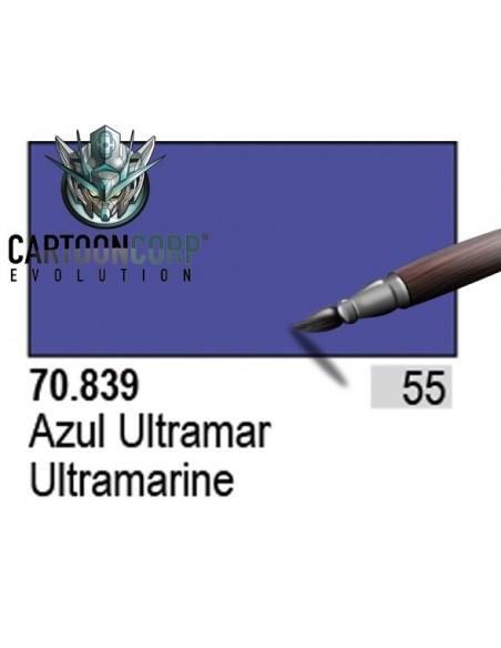 055 - 70839 - AZUL ULTRAMAR