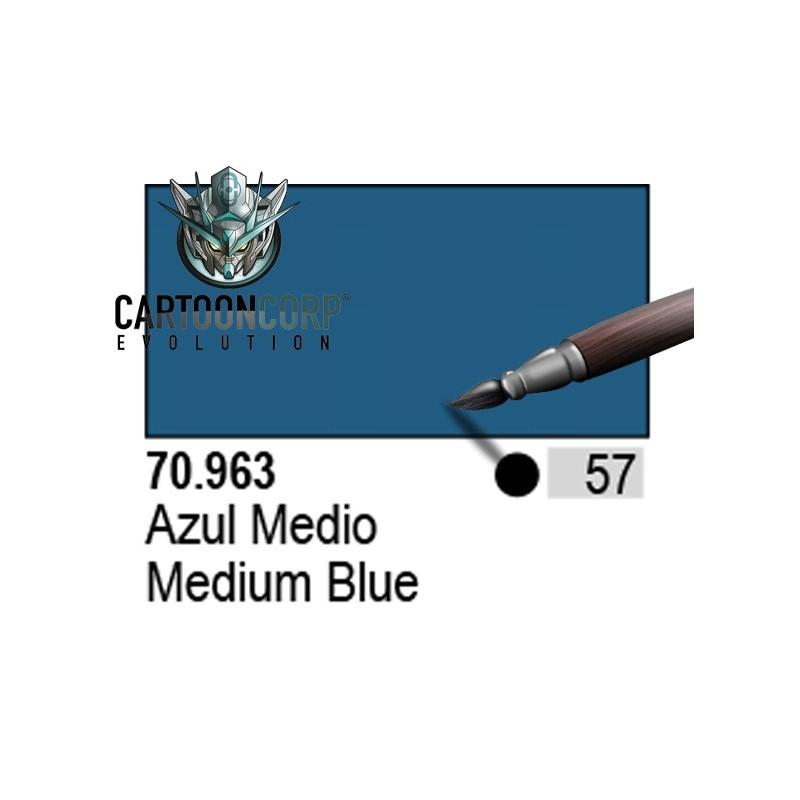 057 - 70963 - AZUL MEDIO