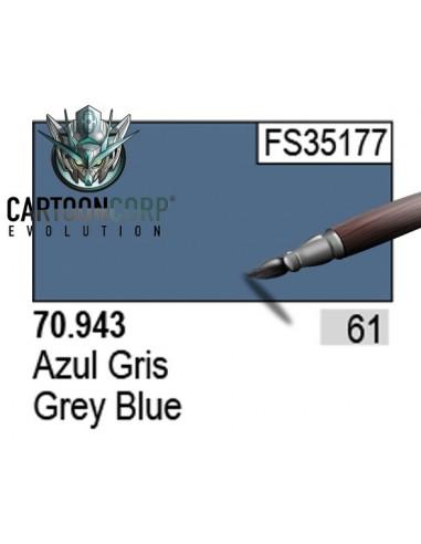 061 - 70943 - AZUL GRIS