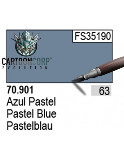 063 - 70901 - AZUL PASTEL