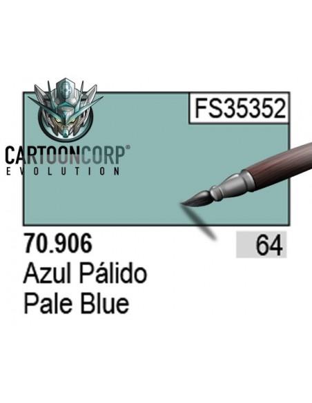 064 - 70906 - AZUL PALIDO