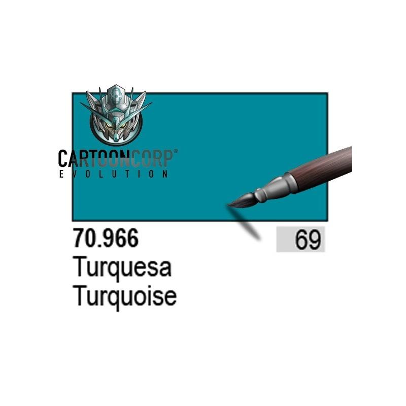 069 - 70966 - TURQUESA
