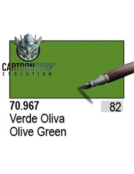 082 - 70967 - VERDE OLIVA