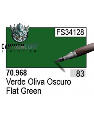 083 - 70968 - VERDE OLIVA OSCURO