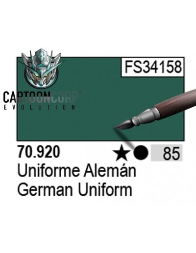 085 - 70920 - UNIFORME ALEMAN