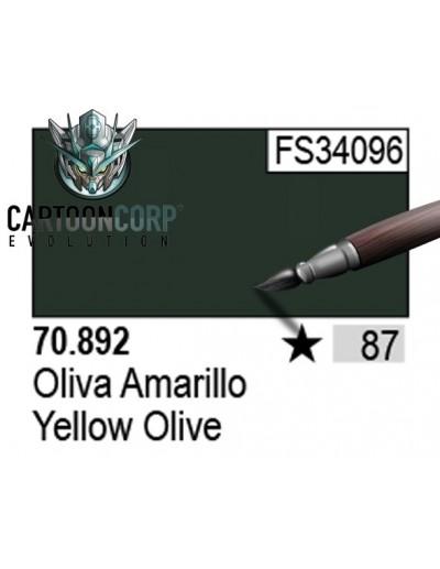 087 - 70892 - OLIVA AMARILLO