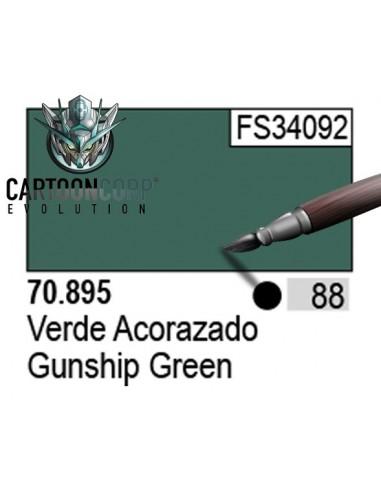 088 - 70895 - VERDE ACORAZADO