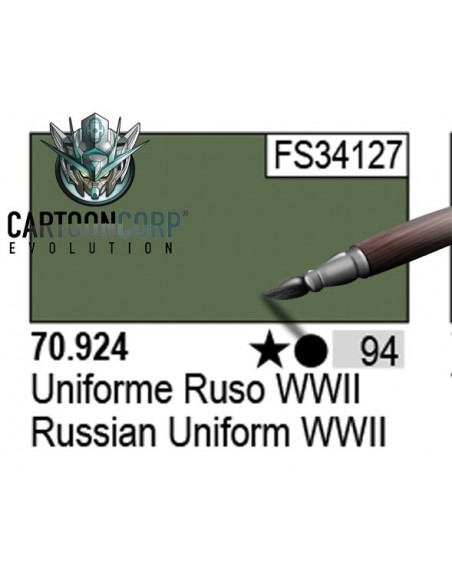 094 - 70924 - UNIFORME RUSO WWII