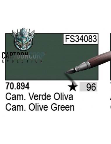 096 - 70894 - CAMUFLAJE VERDE OLIVA