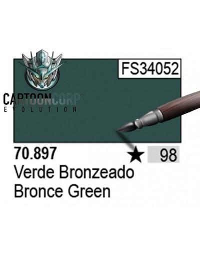 098 - 70897 - VERDE BRONZEADO