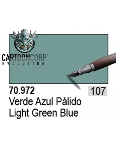 107 - 70972 - VERDE AZUL PALIDO