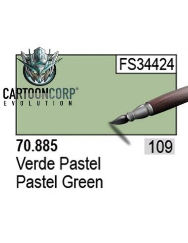 109 - 70885 - VERDE PASTEL