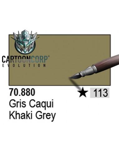 113 - 70880 - GRIS KHAKI