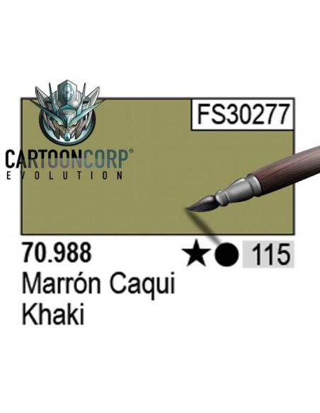 115 - 70988 - MARRON KHAKI
