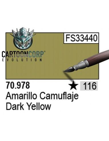 116 - 70978 - AMARILLO CAMUFLAJE