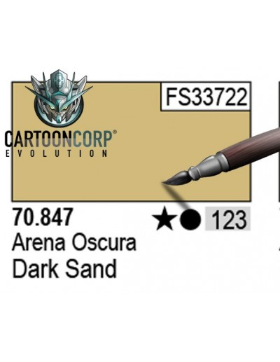 123 - 70847 - ARENA OSCURA