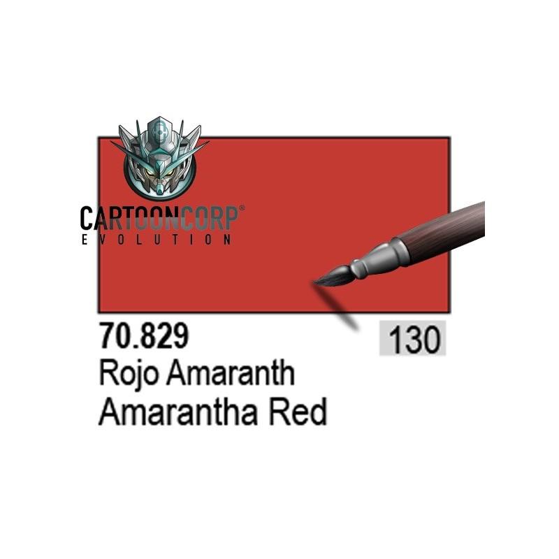 130 - 70829 - ROJO AMARANTH
