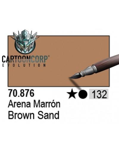 132 - 70876 - ARENA MARRON