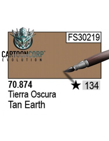 134 - 70874 - TIERRA OSCURA