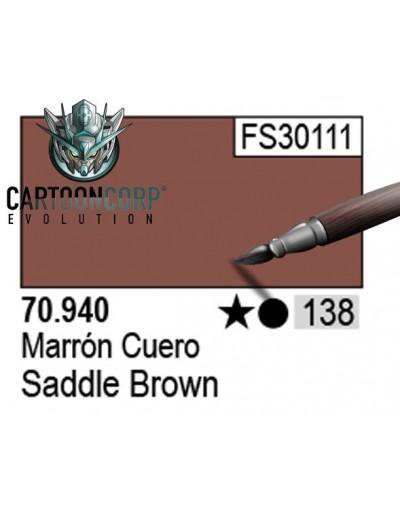 138 - 70940 - MARRON CUERO