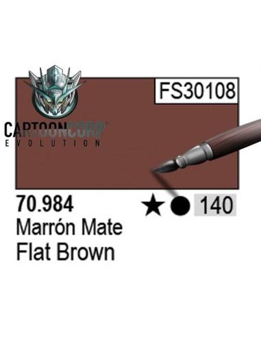 140 - 70984 - MARRON MATE
