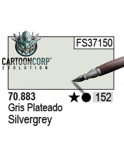 152 - 70883 - GRIS PLATEADO