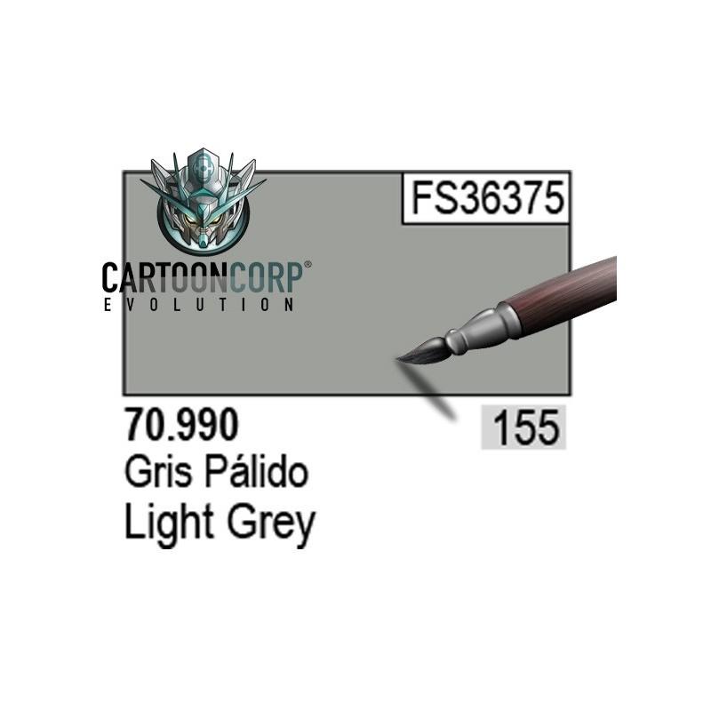 155 - 70990 - GRIS PALIDO