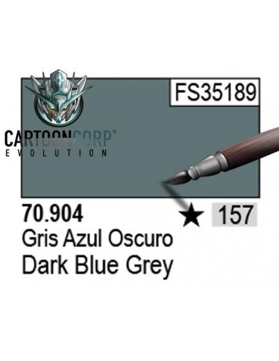 157 - 70904 - GRIS AZUL OSCURO