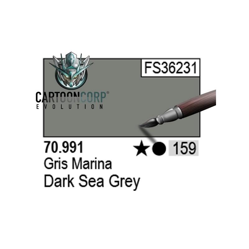 159 - 70991 - GRIS MARINA