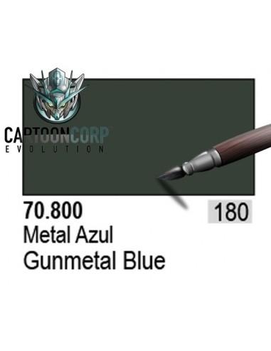 180 - 70800 - METAL AZUL