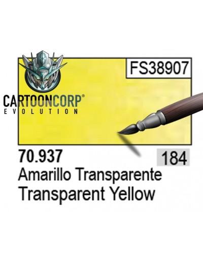 184 - 70937 - AMARILLO TRANSPARENTE