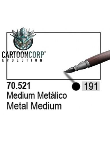 191 - 70521 - MEDIUM METALICO