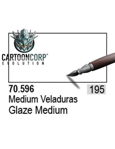 195 - 70596 - MEDIUM VELADURAS