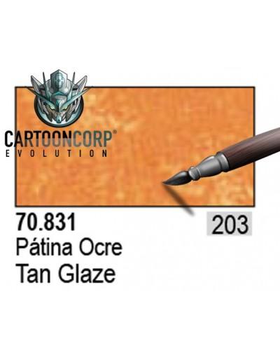 203 - 70831 - PATINA OCRE
