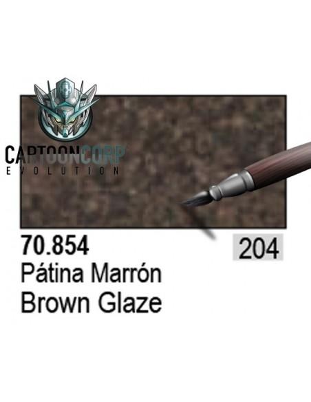 204 - 70854 - PATINA MARRON
