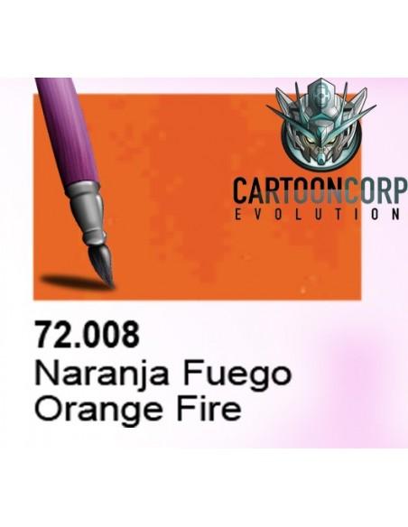 72008 - NARANJA FUEGO