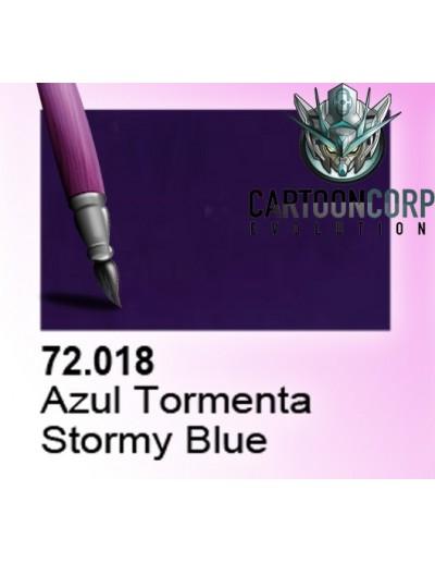 72018 - AZUL TORMENTA