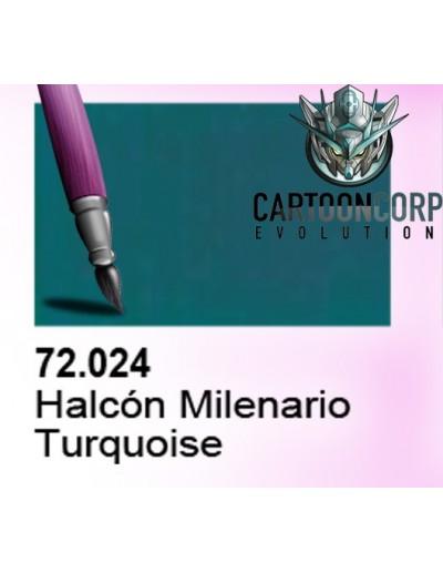72024 - HALCON MILENARIO