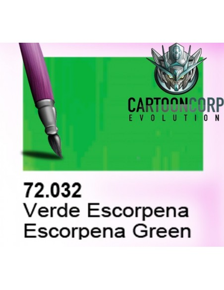 72032 - VERDE ESCORPENA