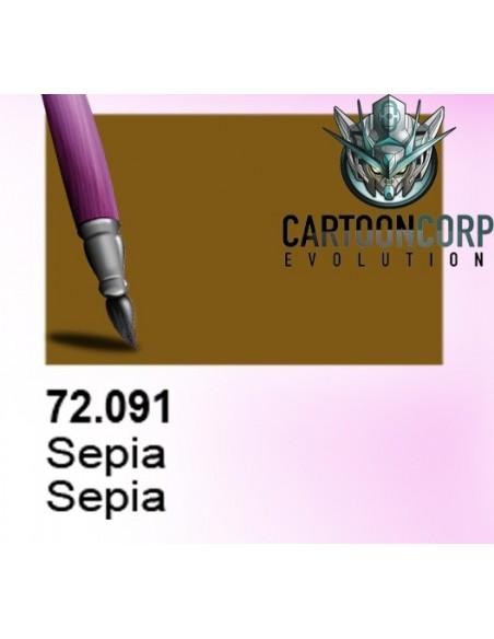 72091 - TINTA SEPIA